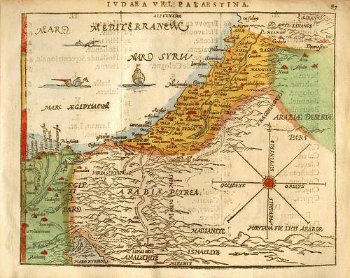 008- Judea y Palestina 1598