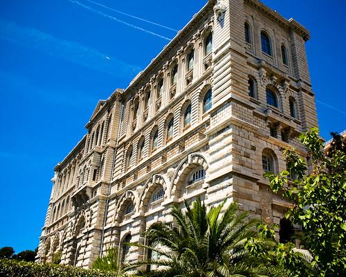 Monacco Oceanographic Museum