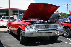 1963 Ford Galaxie 500 (Walt_Felix) Tags: auto show walter car jeep felix connecticut ct event dodge chrysler mopar walt oldsaybrook conn moparsinmotion waltfelix walterfelix walterfelix 1stannualoldsaybrookcdjmoparshow