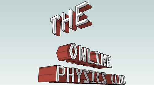 The Online Physics Club