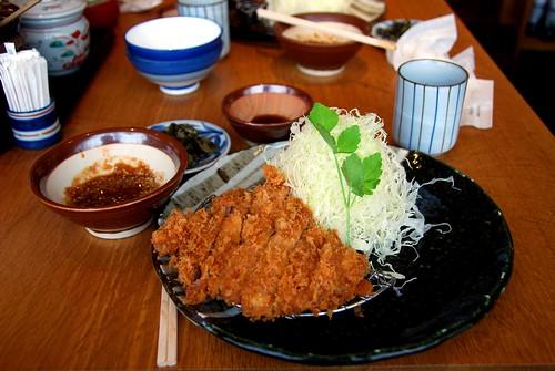 tonkatsu yum!