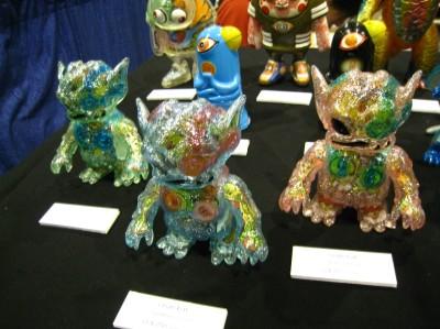Gargamel Customs @ SDCC 2009