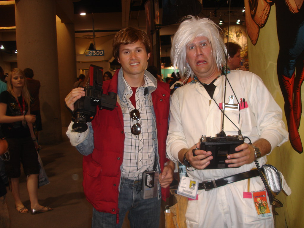 the world's most recently posted photos of costume and docbrown
