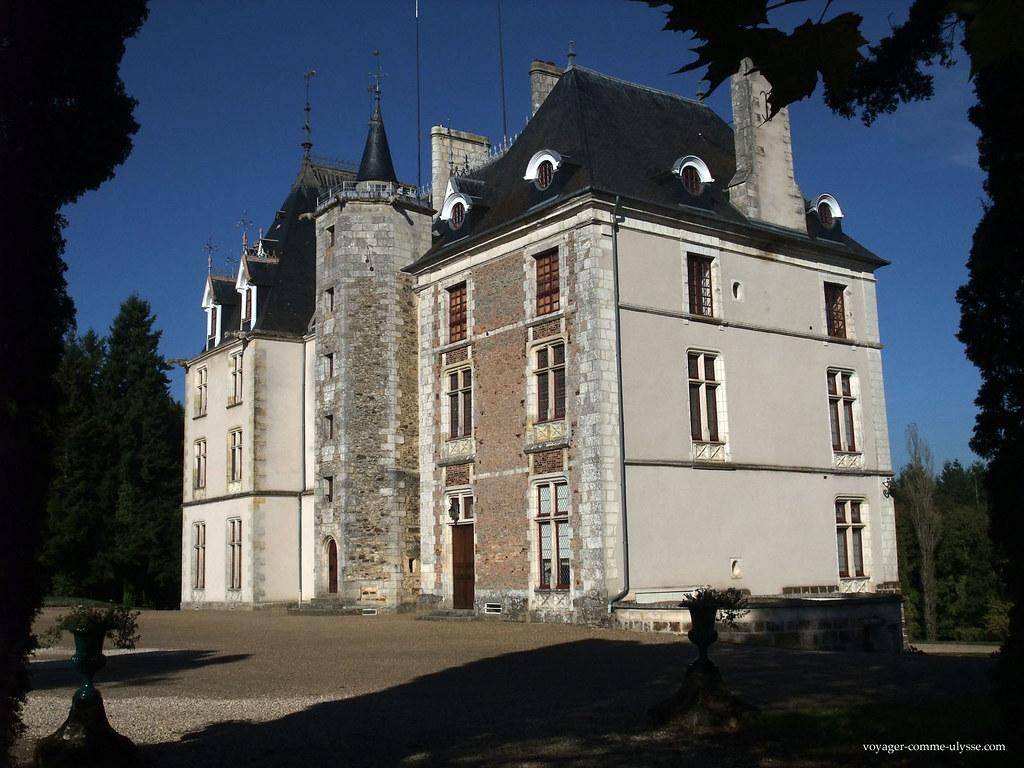 Le Château de Maupas