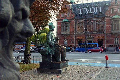 Copenhagen in a nutshell: Tivoli and Andersen