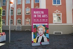 Marilyn Monroe In The Art