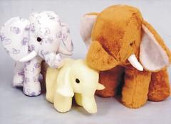 Os Elefantes - G220 (Moldes videocurso artesanato) Tags: os elefantes g220