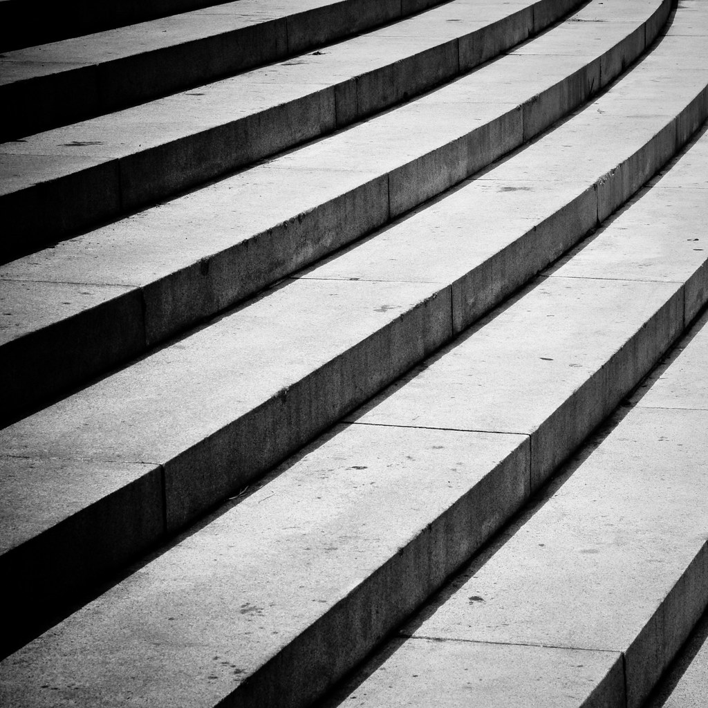 Jefferson Memorial Stairs