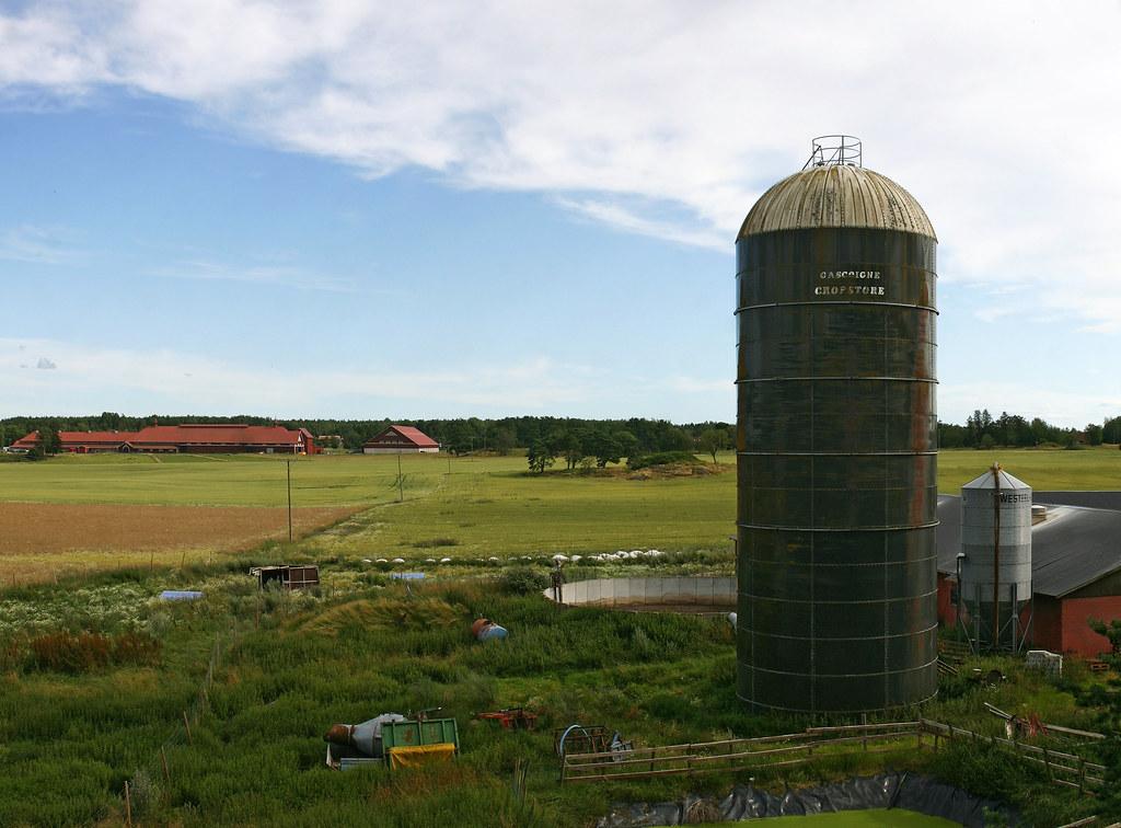 Gascoigne Cropstore