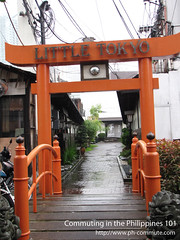 Little Tokyo Gate