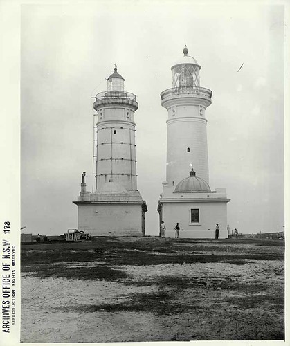 Macquarie Lighthouse, Sydney