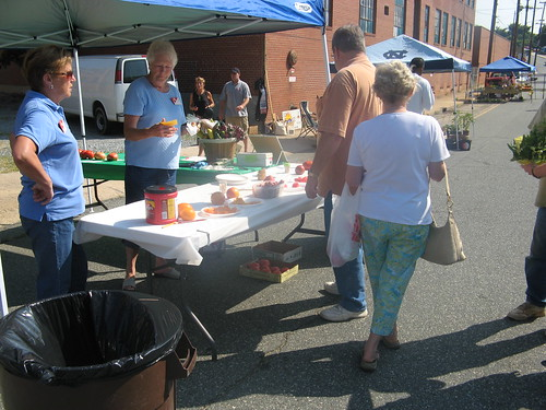 Lexington Farmer's Market