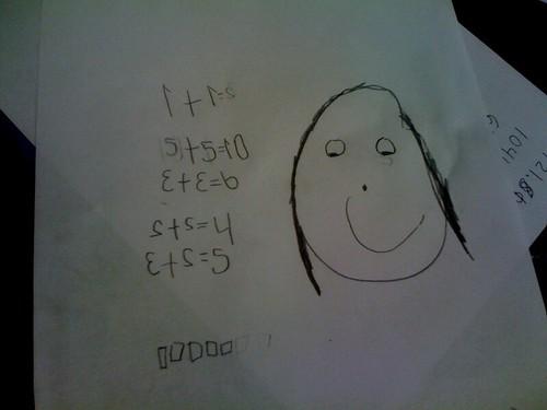 Rachel's summer math
