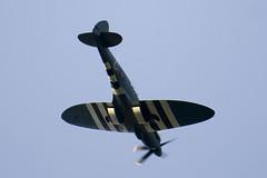 G-RRGN - Rolls Royce - Vickers Supermarine Spitfire PR XIX (PR.19) (PR19) - 090717 - Fairford - RIAT 2009 - Steven Gray - IMG_5329