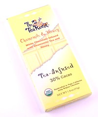 The Tea Room Chamomile & Honey White Chocolate