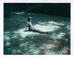 (Kate Pulley) Tags: old amanda girl polaroid sister 320 packfilm iduv sleepingatlastlyrics iwillmissithereagain maybelastmonthorsomething