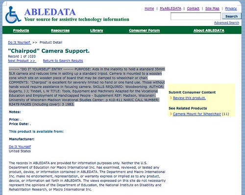Abledata_ Products