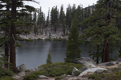 Granite Lake (Emerald Bay, California, United States) Photo