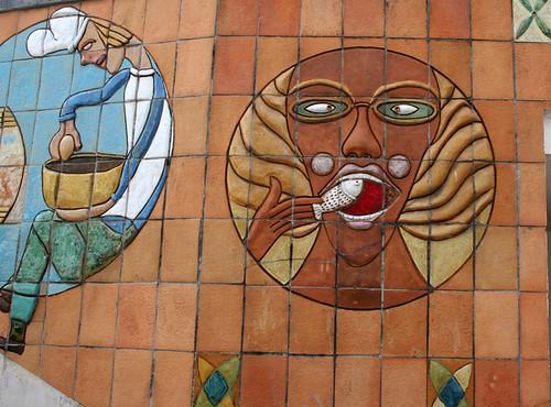 mural in aveiro