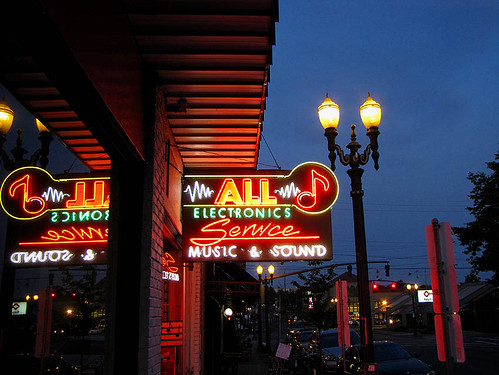 All Electronic Service - Portland, Oregon