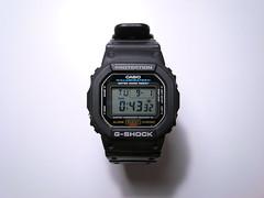 Casio G-Shock DW-5600 (m-s-y) Tags: watch casio gadget gt1 grd