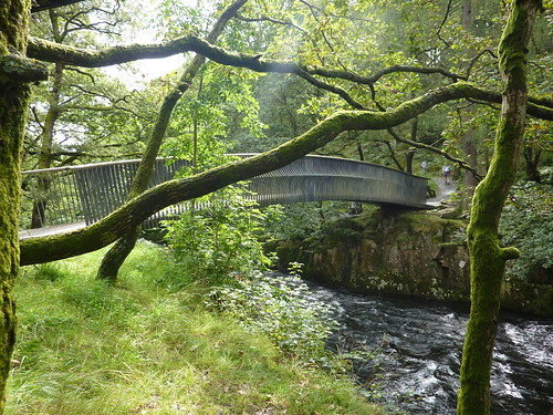 Bridge near Skelwith Force