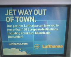 Lufthansa JetBlue Partnership