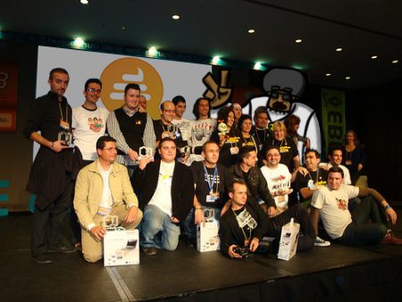 Premios EBE 2008