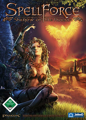 Shadow of the Phoenix box art