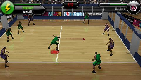 NBA 10: THE INSIDE Dodgeball 1