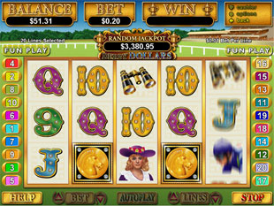 Derby Dollars slot game online review
