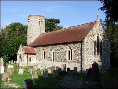 Gunton St Peter