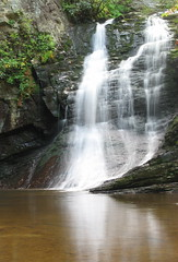 Lower Cascade Falls (Moores Springs, North Carolina, United States) Photo