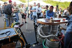 Biketobeerfest at Hopworks -64