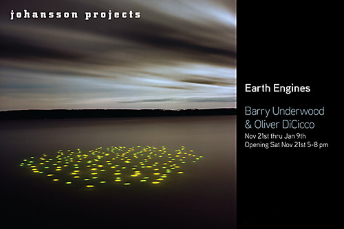 Barry Underwood / Johansson Projects