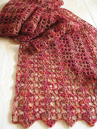 Free Crochet Pattern For Boa Scarf : FREE VINTAGE SHAWL BOA PATTERNS Lena Patterns