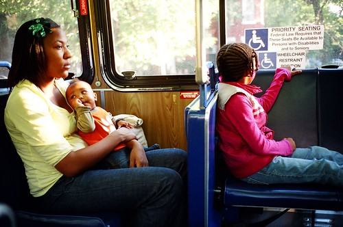 Baby on Bus
