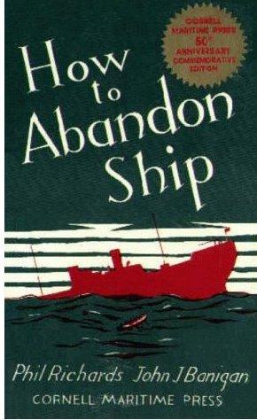 Como abandonar el barco