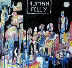 Human Folly (SoulSoundDuo) Tags: fecalface renesinkjaer