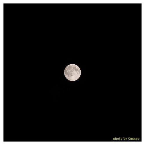 Moon 20091003 #01