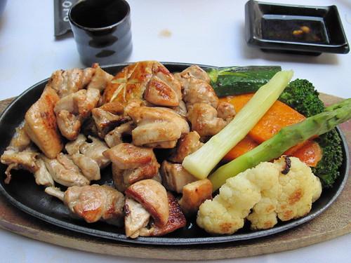 ChickenTeppanyaki