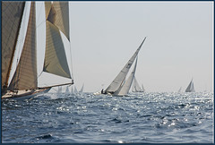 small but brave (mhobl) Tags: waves regatta sainttropez tuiga belii updatecollection