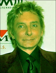 alien barry manilow