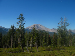 Lassen Peak Photo