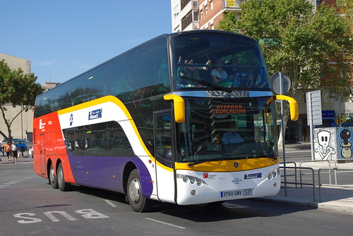 Airport barcelona bus transfer