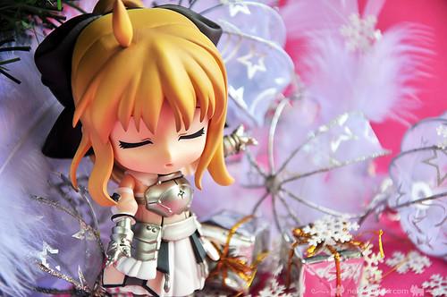 Saber Lily Nendoroid
