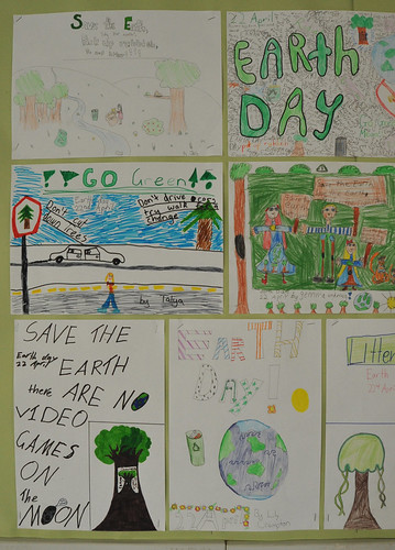 U.S. Embassy celebrates Earth Day with R by US Embassy New Zealand, on Flickr