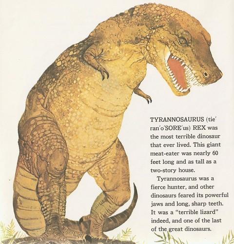 Hildebrandt Tyrannosaurus