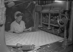 Production Line - Wright's Biscuits