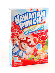 Hawaiian Punch Splashers